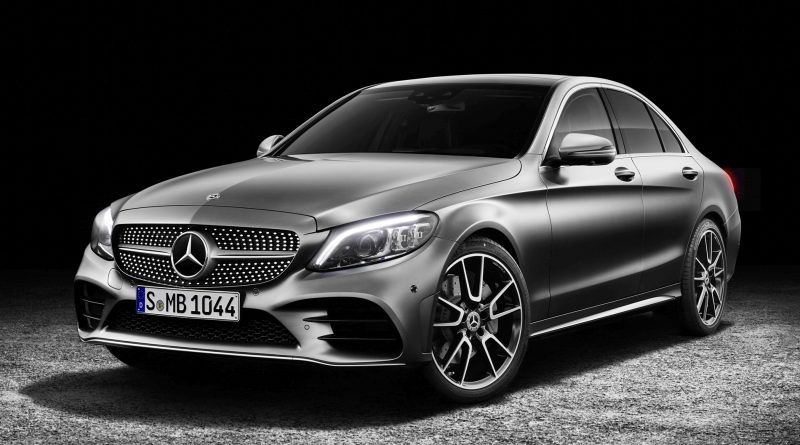 Mercedes CClass gets light refresh and new tech for 2019