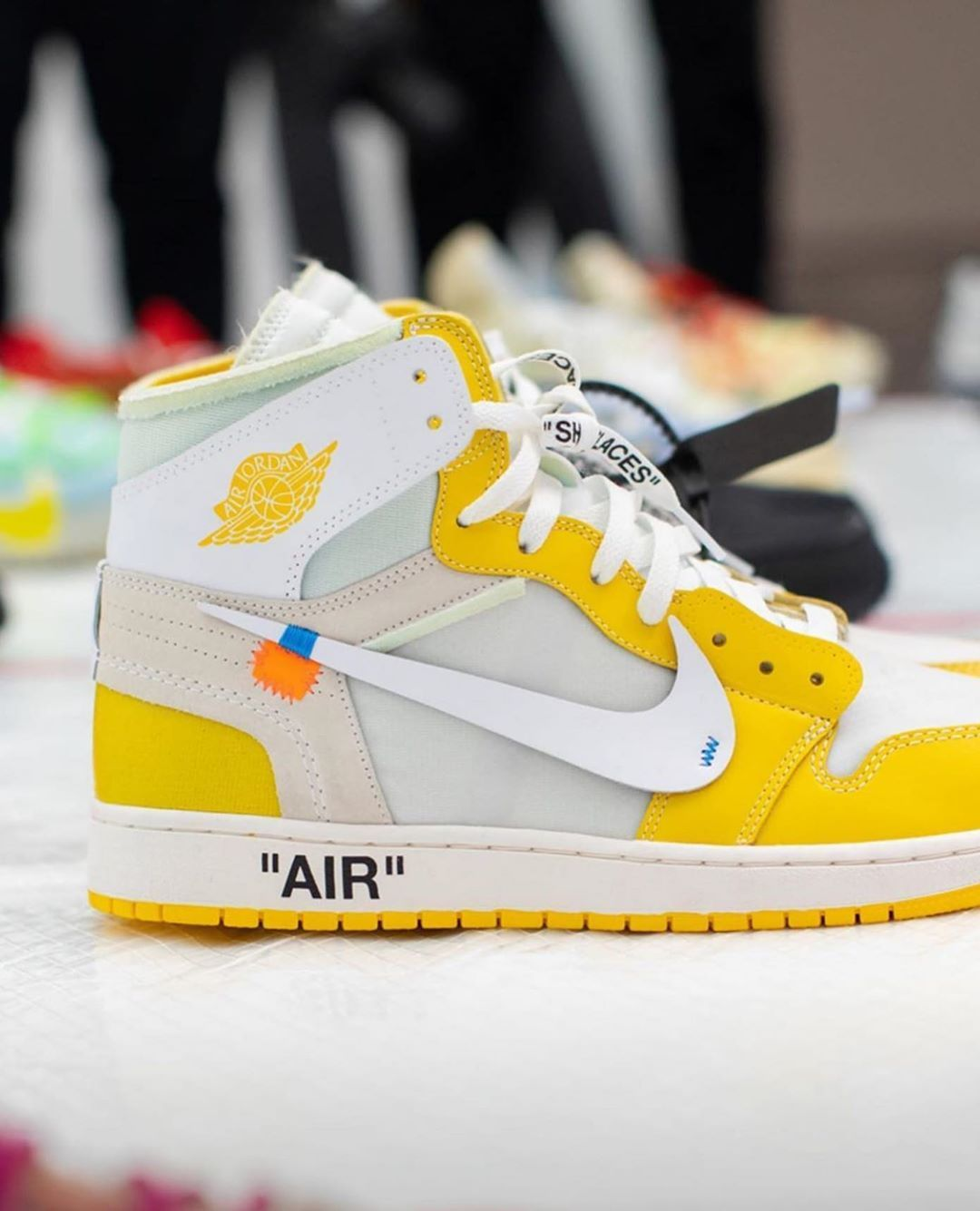 Nice Kicks On Instagram Tour Yellow With Images Sneakers