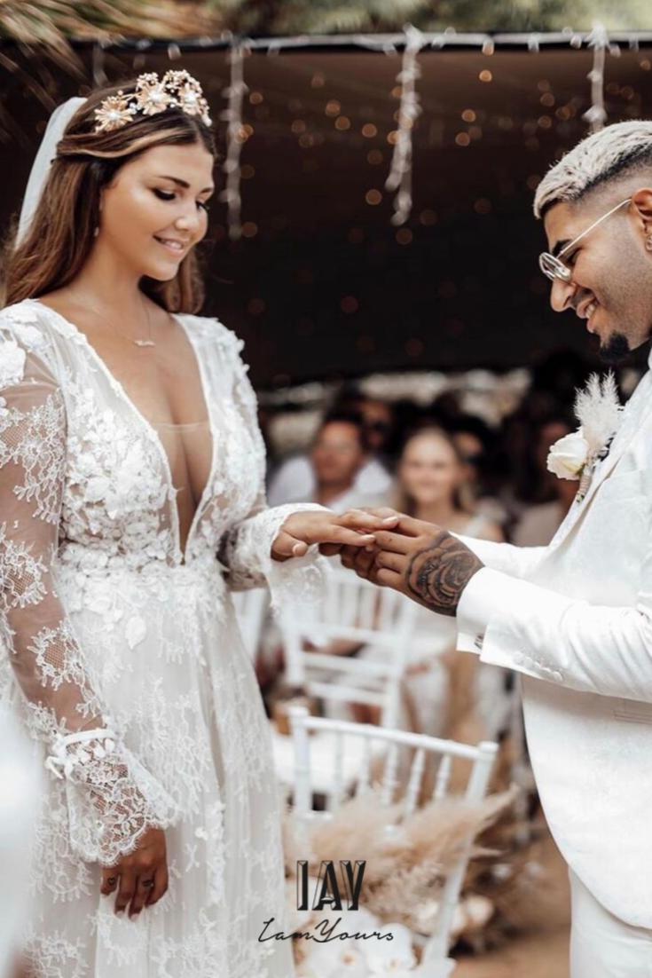 Iay Hochzeitskleid Novalanalove Hochzeitskleid Kleid Hochzeit Hochzeitskleid Spitze