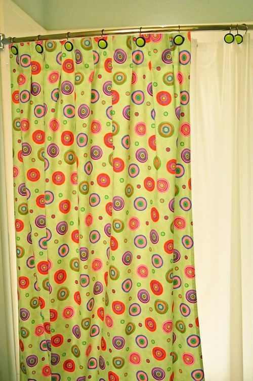 Make Your Own Shower Curtain Instructions I Will Need Help With Thisbut Am Going To Attempt It