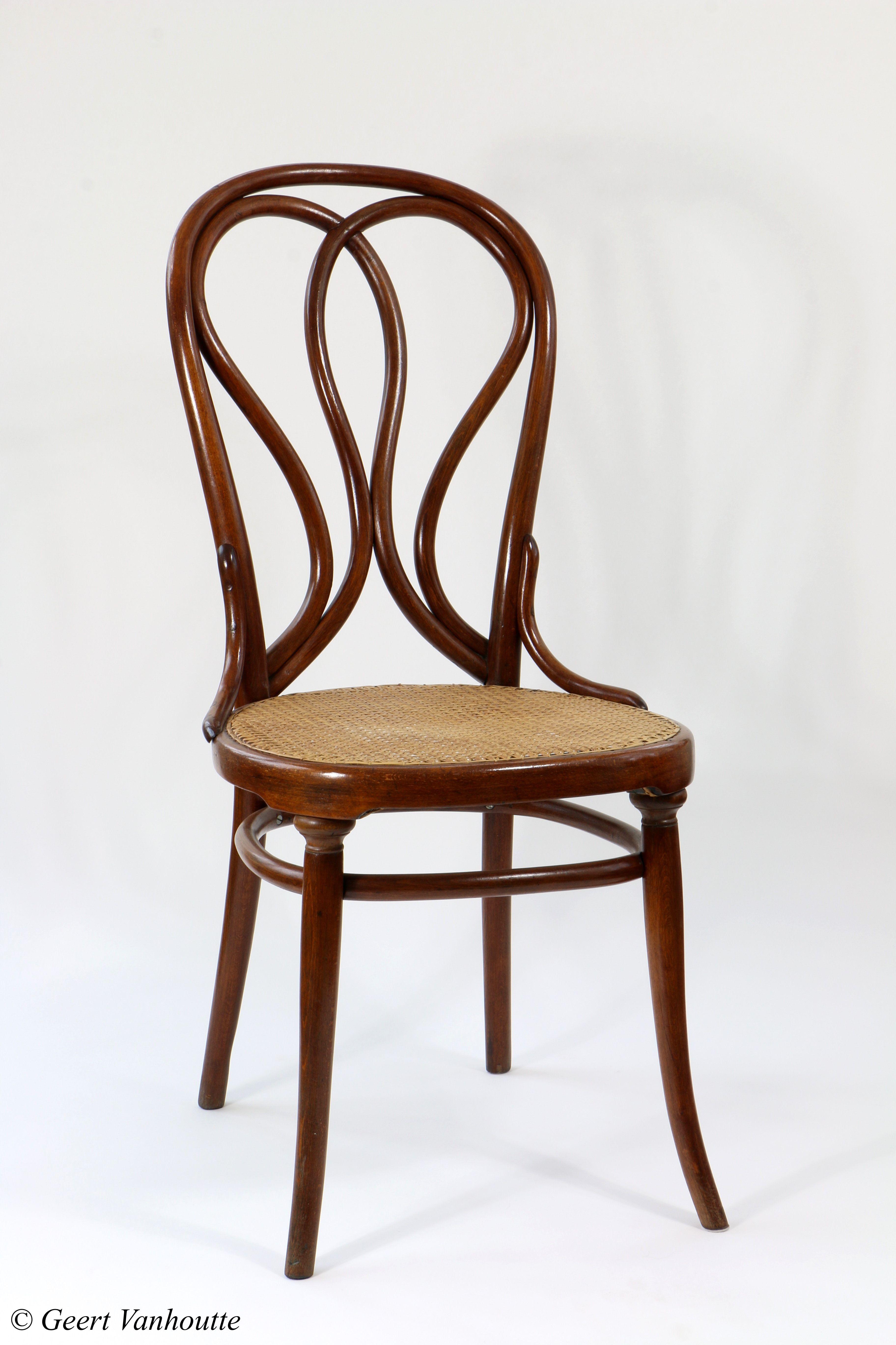 Thonet Sessel Nr 24 Gefertigt Ca 1876 1881 Mit Grosse Schwarze