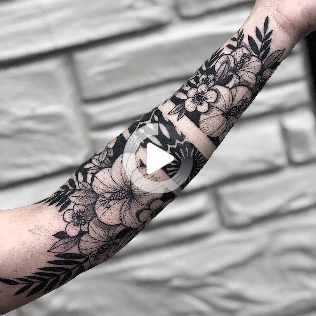 Pequeno Tatuajes En El Brazo