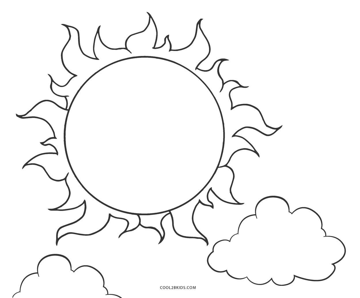 Coloring Book Sun Moon Coloring Pages Sun Coloring Pages Summer Coloring Pages