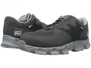 Timberland PRO Power Train ESD (Black/Grey) Men's Work Boots