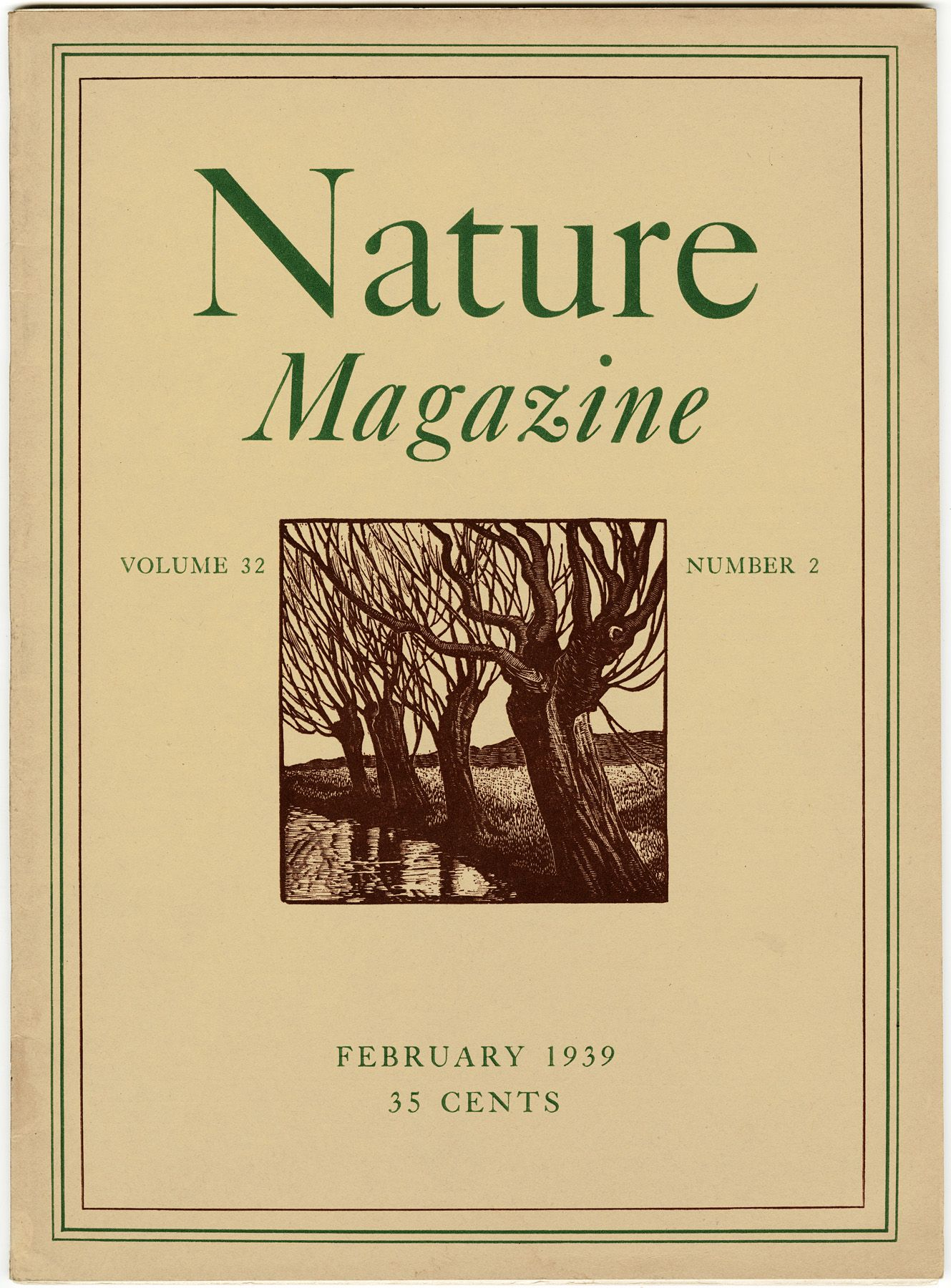 Nature Magazine Magazine Nature Book Cover