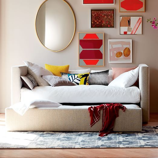 small space daybed with storage - Daybed Small Space