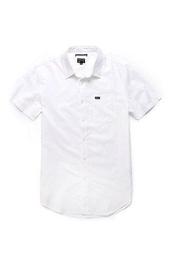 145ed4d6e RVCA That'll Do Oxford Shirt #pacsun   #pacsunmens   Shirts, Short ...