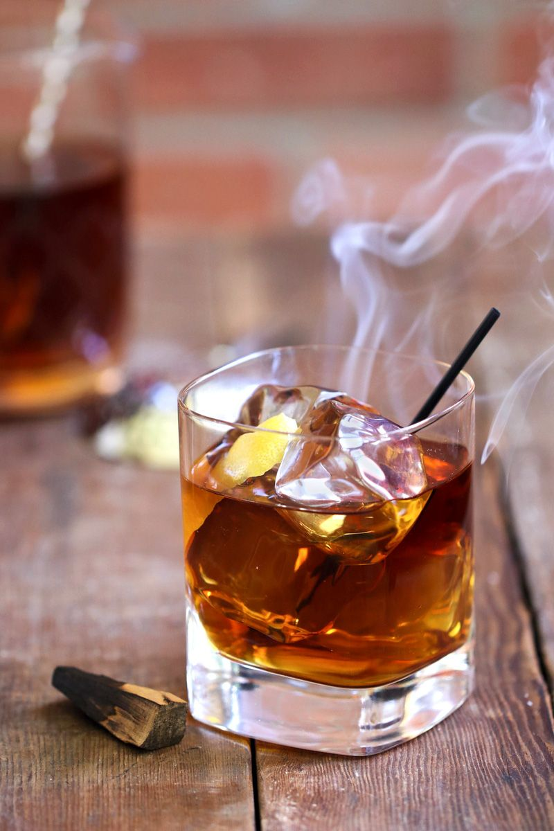 How To Smoke Cocktails At Home No Special Equipment