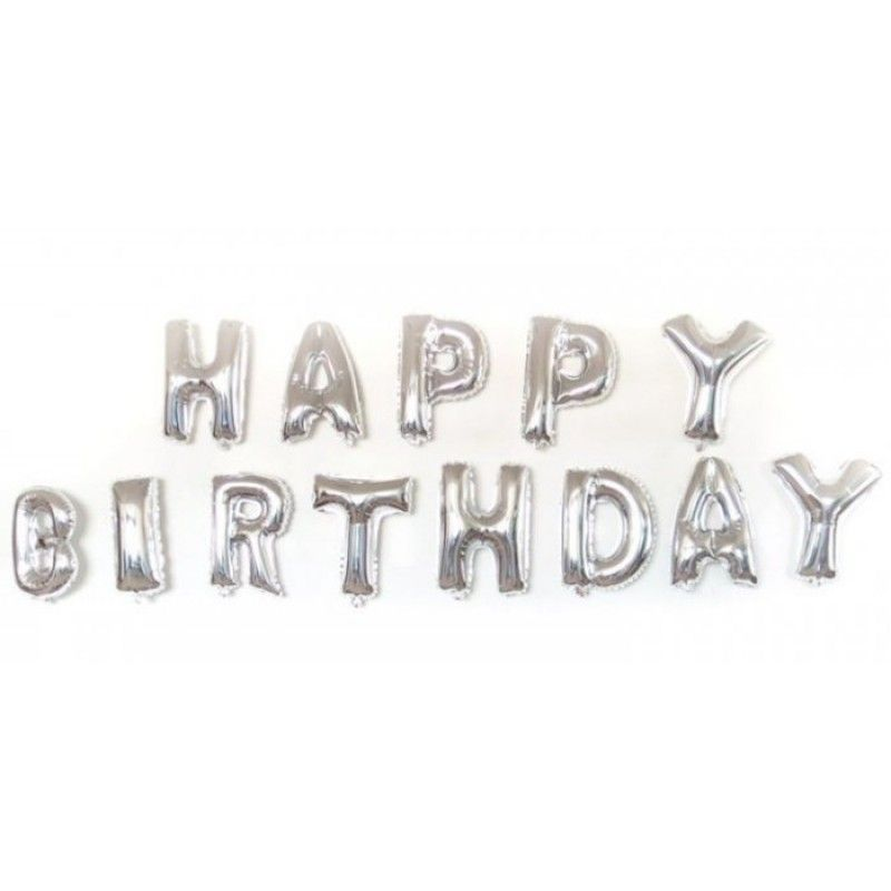 Image Result For Happy Birthday Foil Balloons