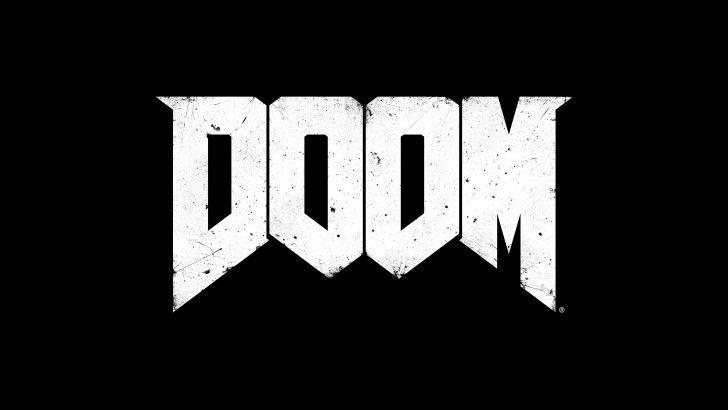 Doom 2016 Wallpaper Logo 4k 3840x2160 Doom Videogame Doom 2016 Doom Game