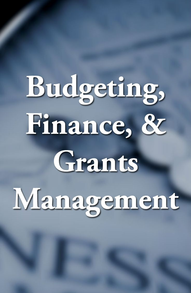 Click to view all open Budgeting, Finance, & Grants