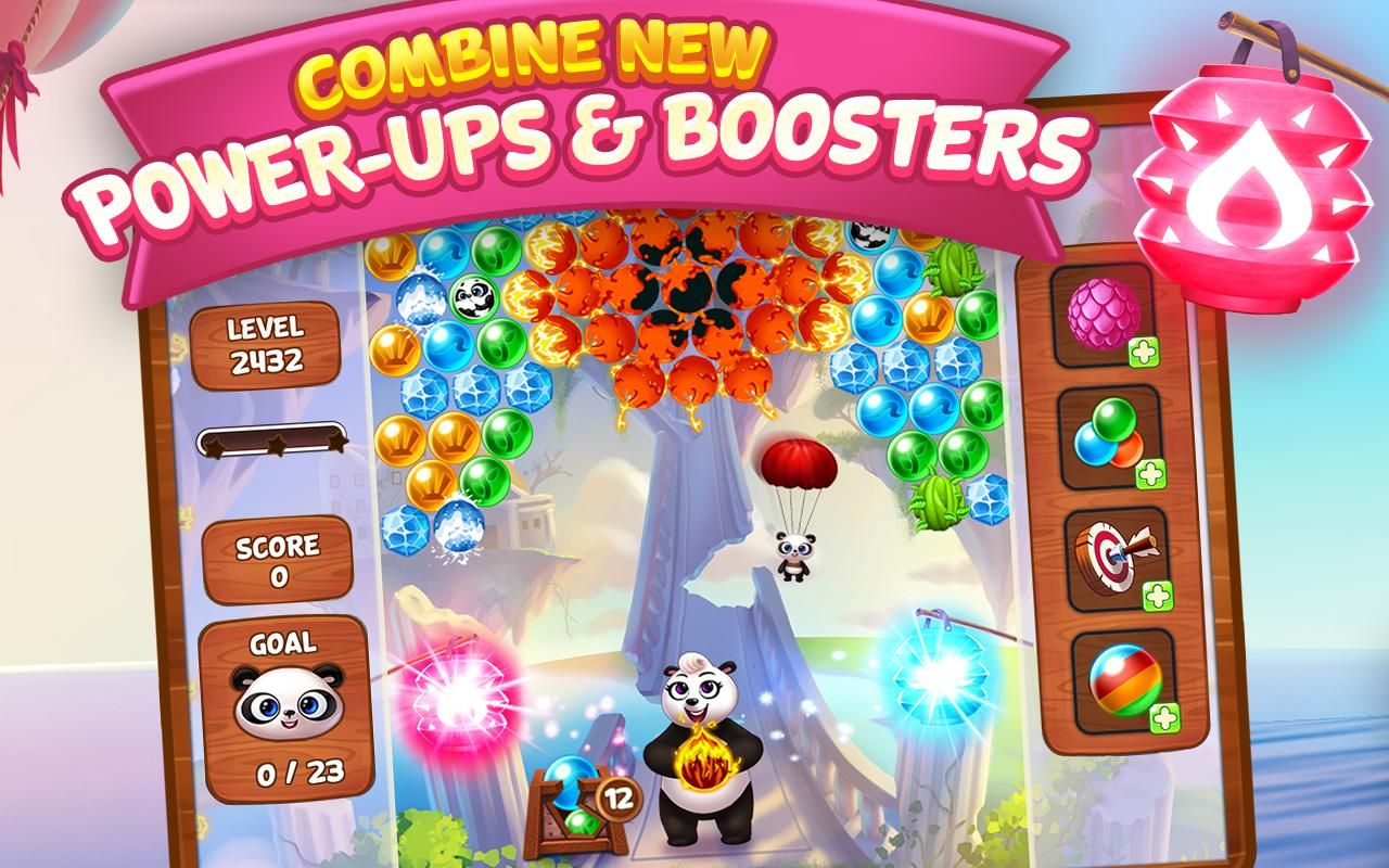 Panda Pop Hack Free Coins and Lives Panda Pop Cheats