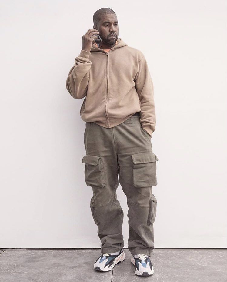 Pin By Rocky On Bottoms Kanye West Outfits Kanye Fashion Kanye West Style
