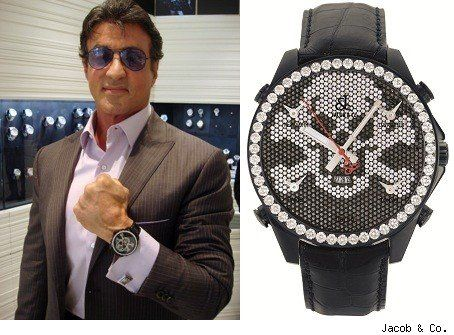 sylvester stallone punk rock glam a steel and diamond skull sylvester stallone punk rock glam a steel and diamond skull jacob co