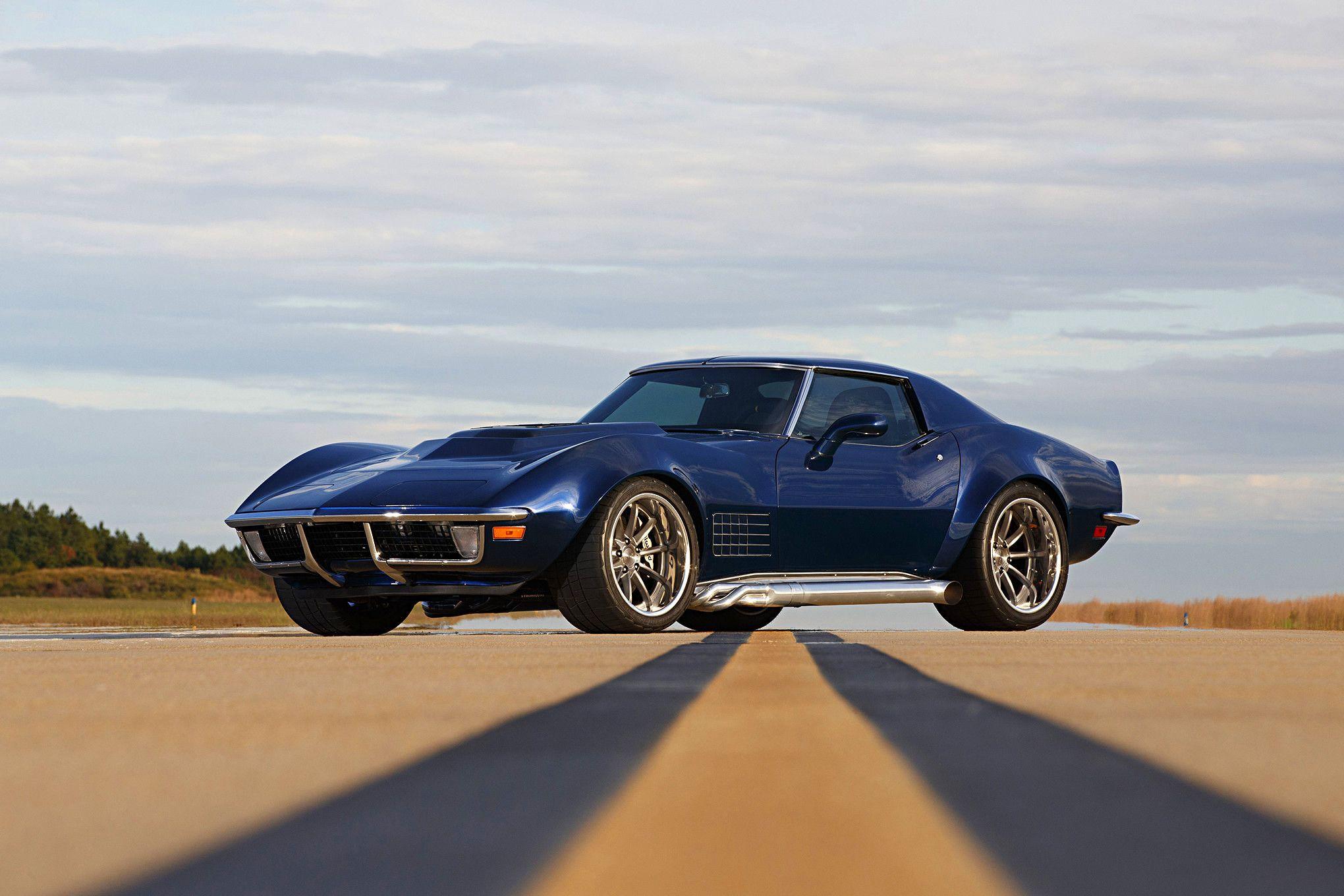 Eric Fleming in 2020 Performance wheels, Corvette, Pro