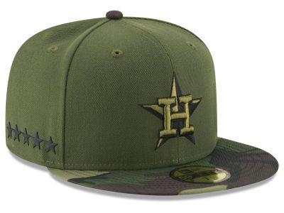 626a8af8280 Houston Astros New Era 2017 MLB Memorial Day 59FIFTY Cap