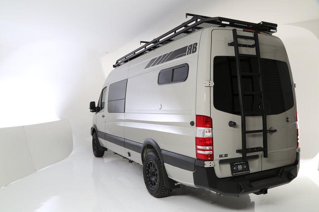 Rb Gear Hauler Van Fs Epic 170 Sprinter Van Van Aluminum Roof