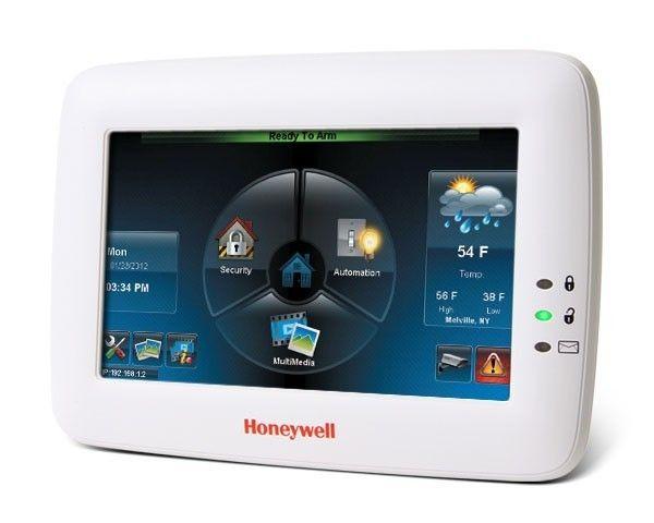 Honeywell Tuxedo Touch Premium Keypad Honeywell