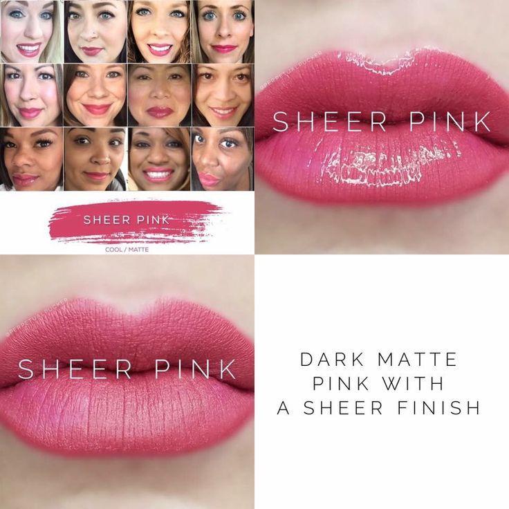 Sheer Pink  Lip-Locked by Tess #321066