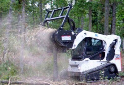 Hydro AX underbrushing , Land clearing , land … | Hydro Ax