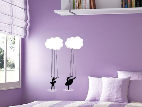 Great Room · Light Purple ...