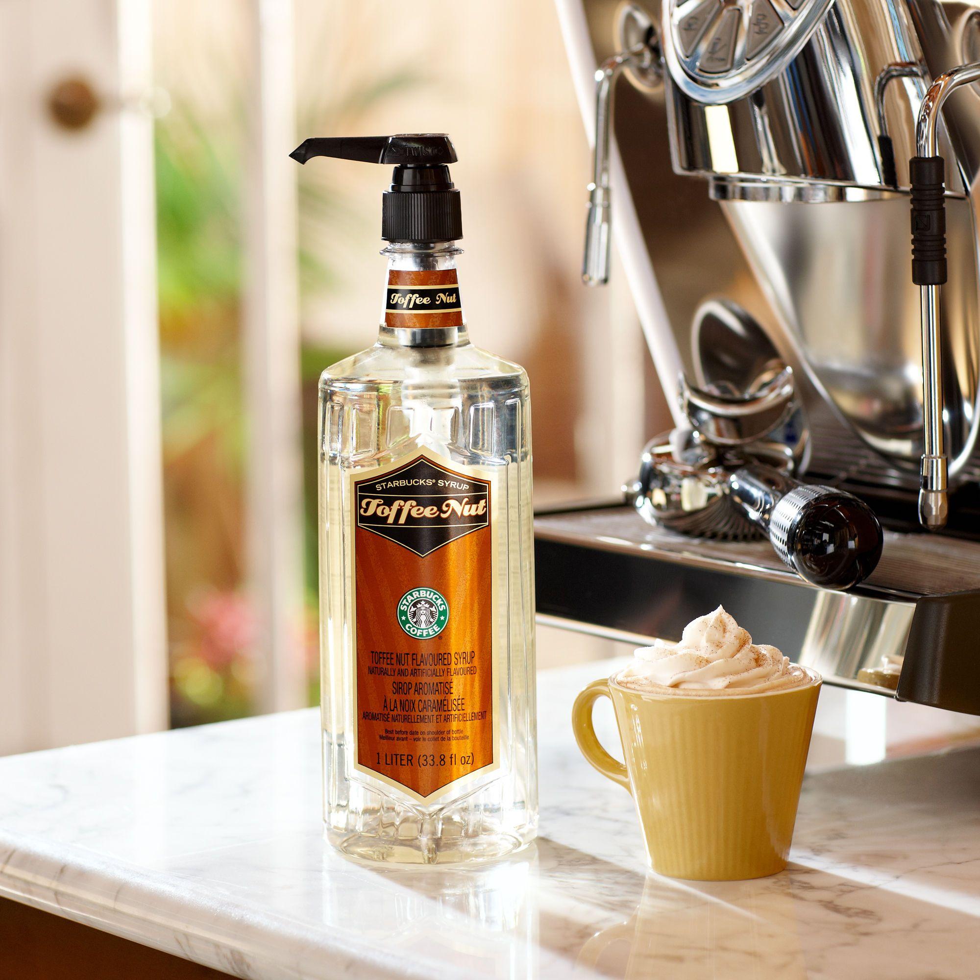 Starbucks® Toffee Nut Syrup....Christmas/Birthday/Random