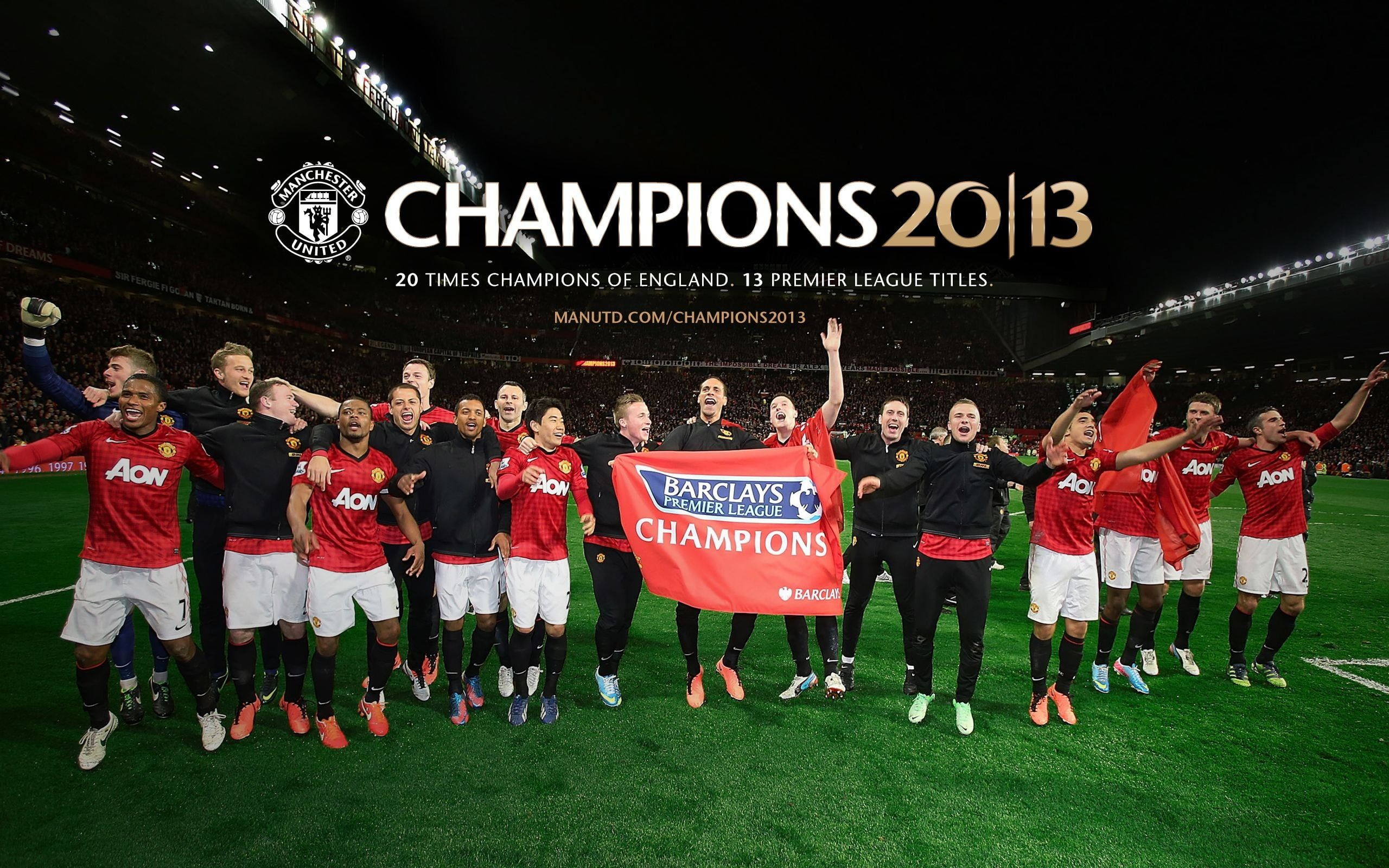 Manchester United 2012 13 Champion Wallpaper 01 Men S Black Jersey Shirt 2k Wallpaper In 2020 Manchester United Team Manchester United Champions Manchester United