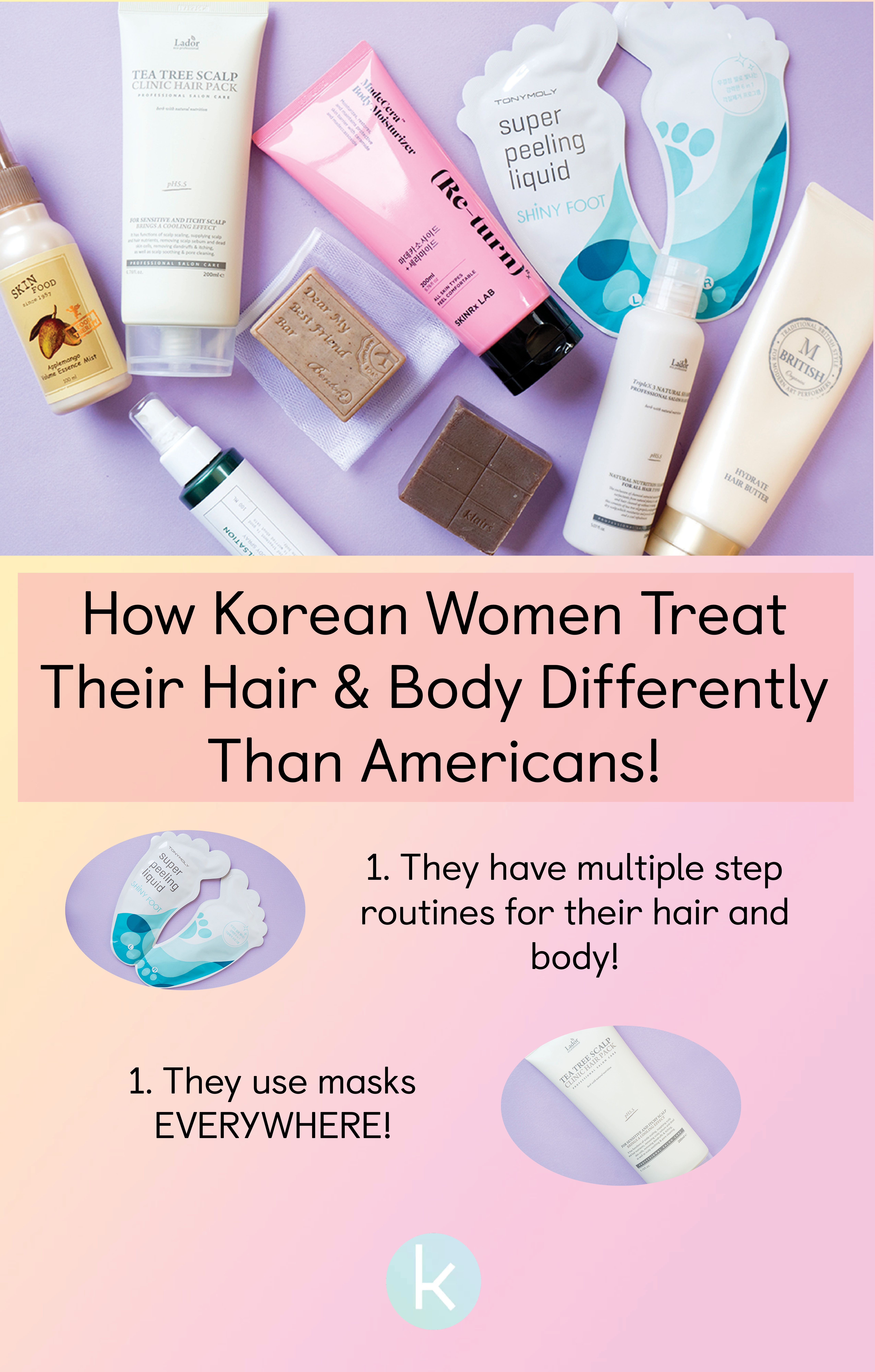 The Best Korean Body Products And Hair Products Skin Care Tips Skin Care Simple Skincare