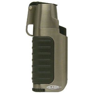 Blazer Venture Butane Refillable  Torch Lighter, Gun Metal (Unknown Binding)  http://www.seobrokers.org/?p=B002VECI7G