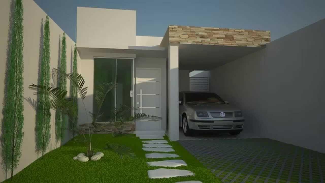 Casas 7x20 pesquisa google plantas de casas for Casa moderna 7x20