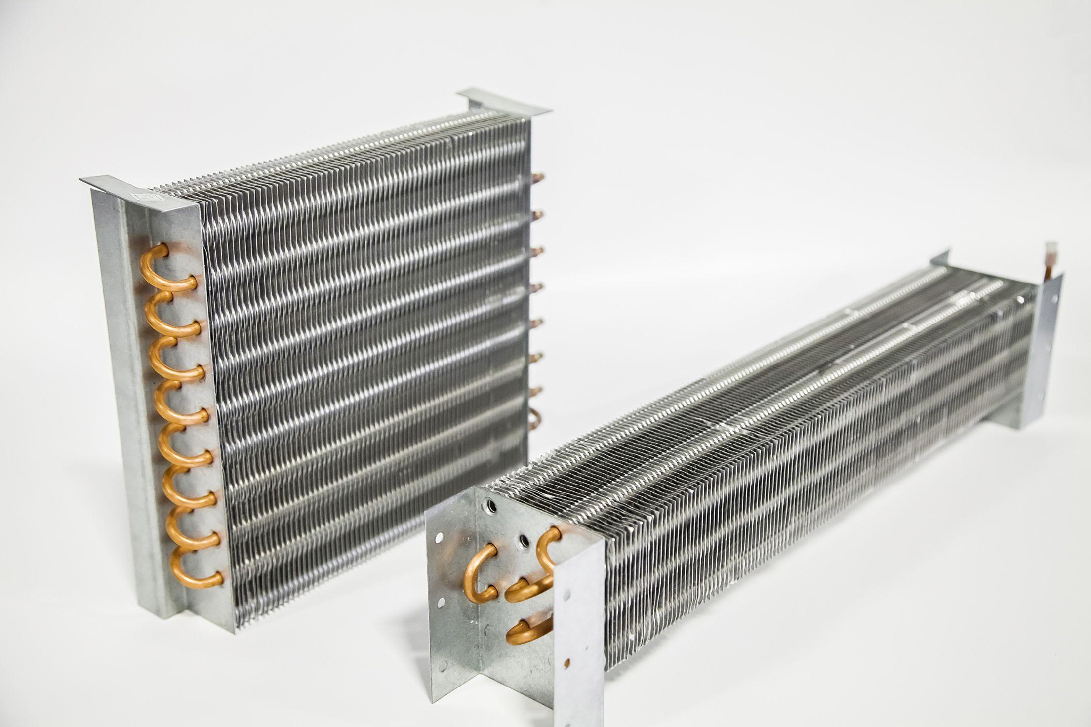 Diese Warmeubertrager Sind Fur Das Kaltemittel Propan Geeignet Luftung Warmepumpe Und Technik