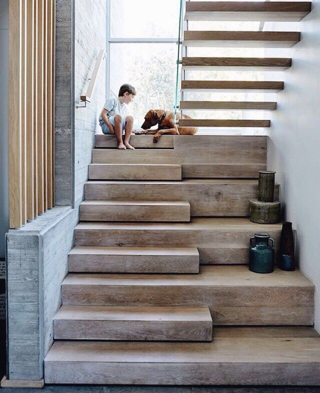 Stairs Design, Concrete Staircase