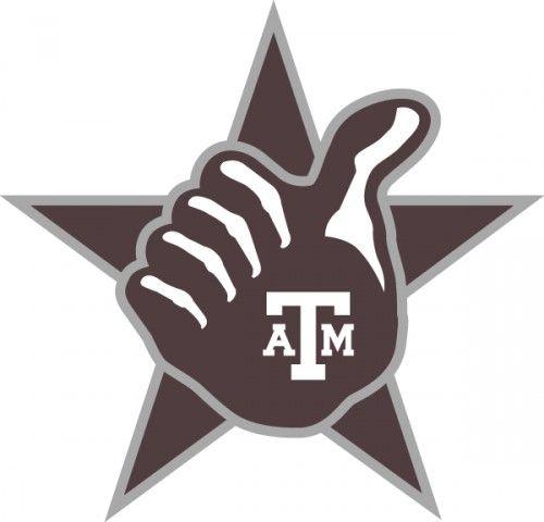 Gig Em Aggies Texas Aggies Texas College Football