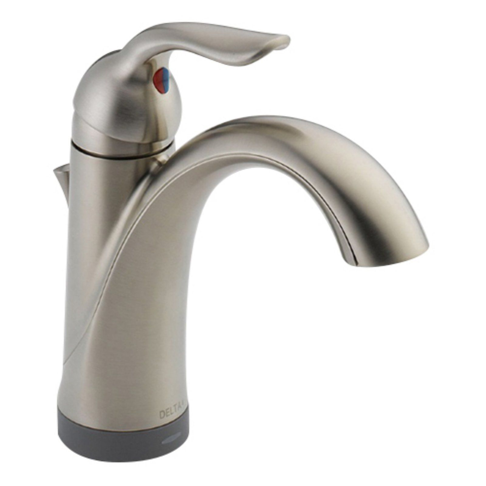 Delta Lahara 15938t Single Handle Bathroom Sink Faucet With