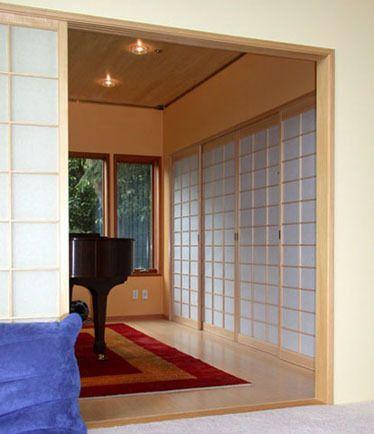 An Elegant Alternative To 80s Style Mirrored Closet Doors