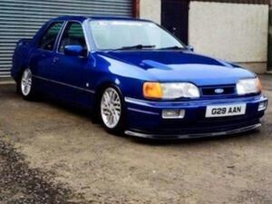 Pin By Hh Asem On Sierra Sapphire Pictures Ford Sierra Car Ford