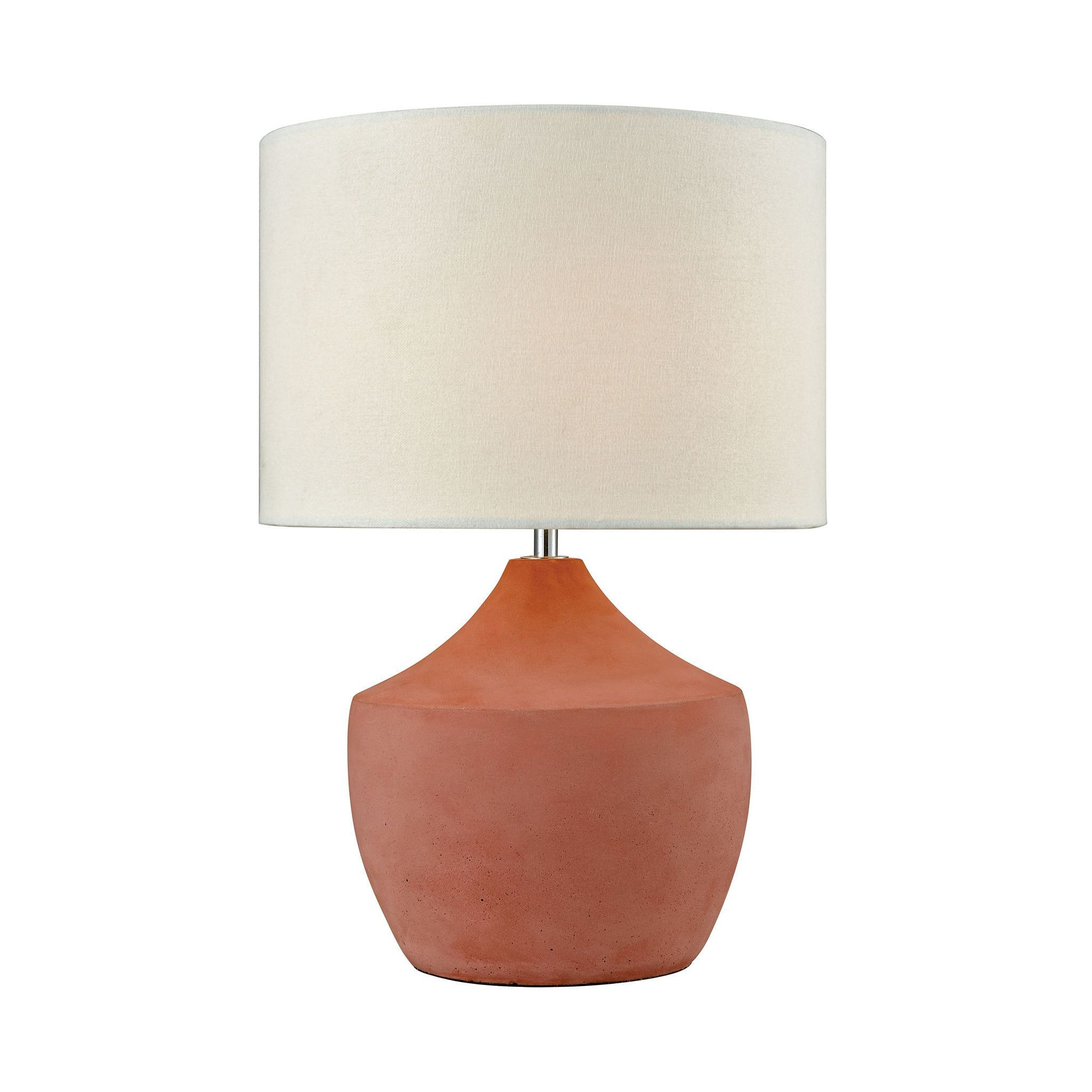 Curacao Table Lamp   Coral Coral