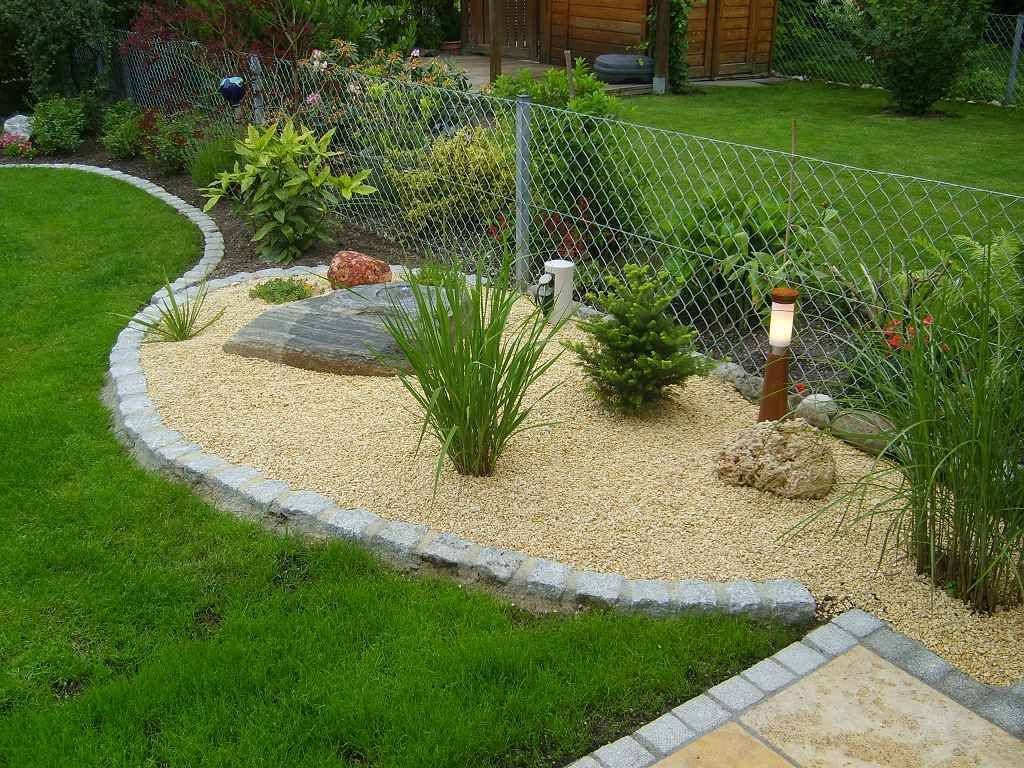 Wege Im Garten Anlegen Blumenbeet Anlegen Garten Anlegen Gartengestaltung