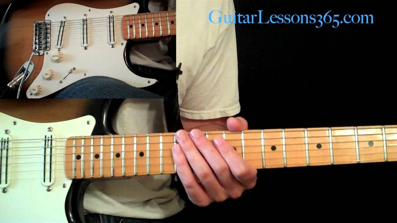 Sweet Child O Mine Guitar Lesson Pt1 Guns N Roses Intro