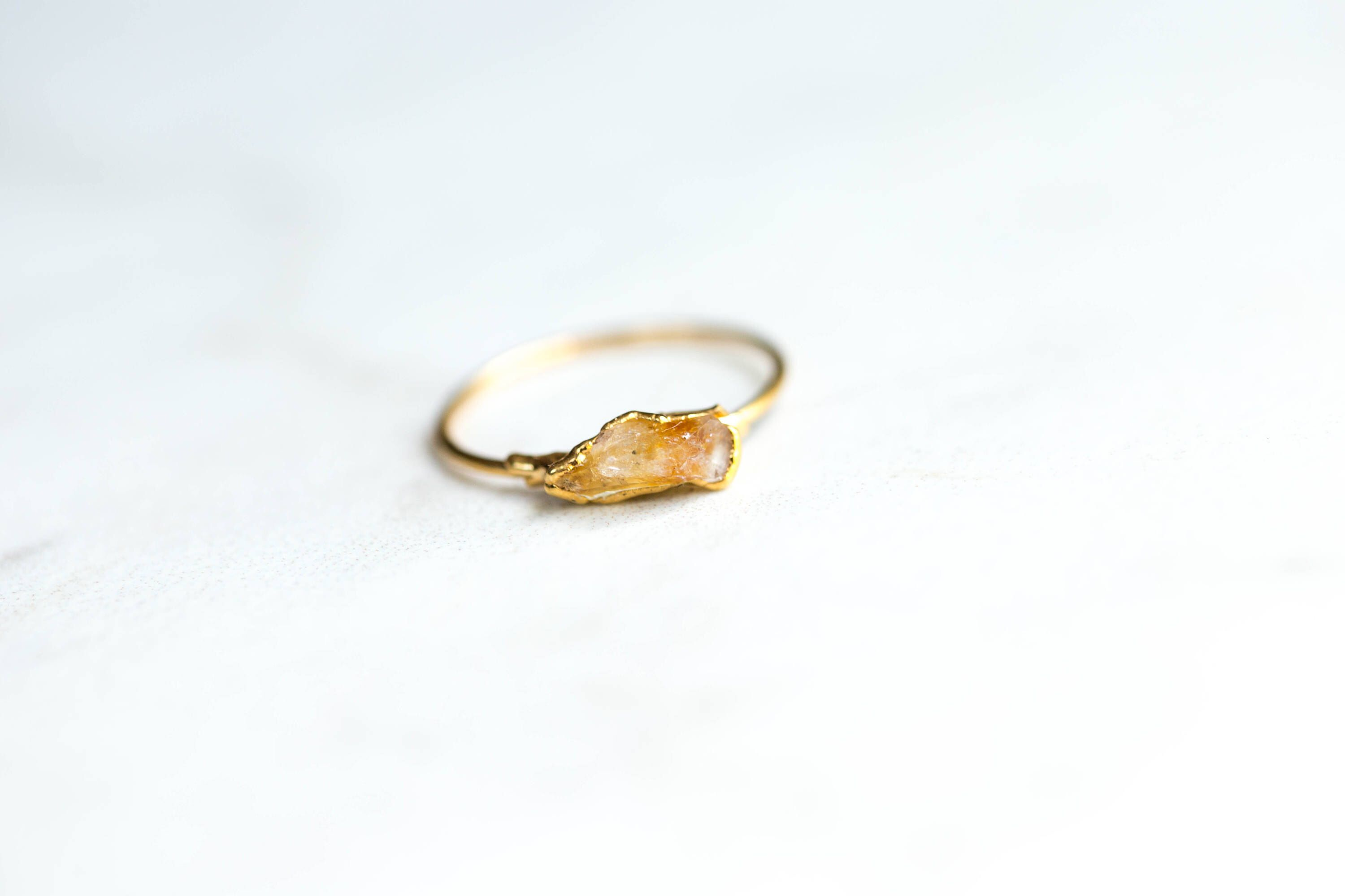 fc594ce6e0f71 Pin by Paige Pierog on RINGS | Gold rings, Citrine ring, Raw ...