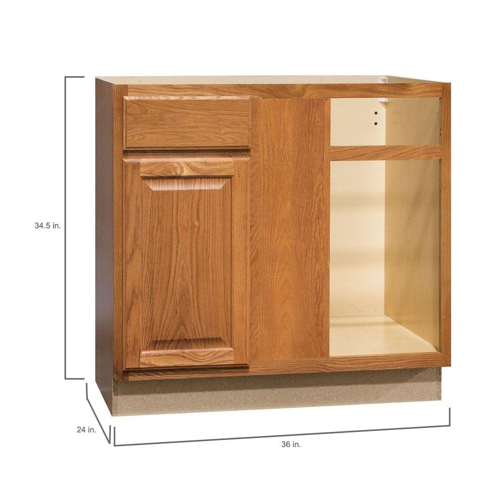 Hampton Bay Hampton Assembled 18x34 5x24 In Drawer Base Kitchen Cabinet With Ball Bearing Draw In 2020 Kitchen Cabinets Hanging Plants Indoor Single Bowl Kitchen Sink