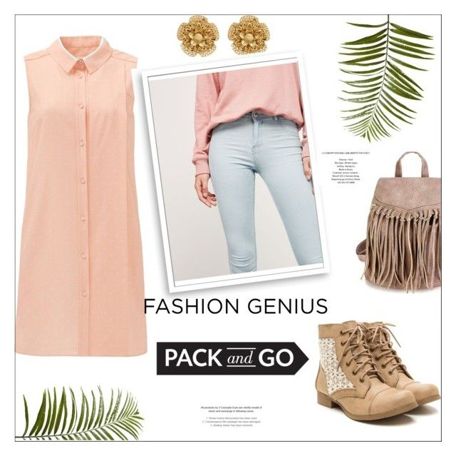 """""""Pack and Go:  Labor Day"""" by violinistkitty on Polyvore featuring Miriam Haskell, Bershka, Pier 1 Imports, Bomedo, Packandgo and laborday"""
