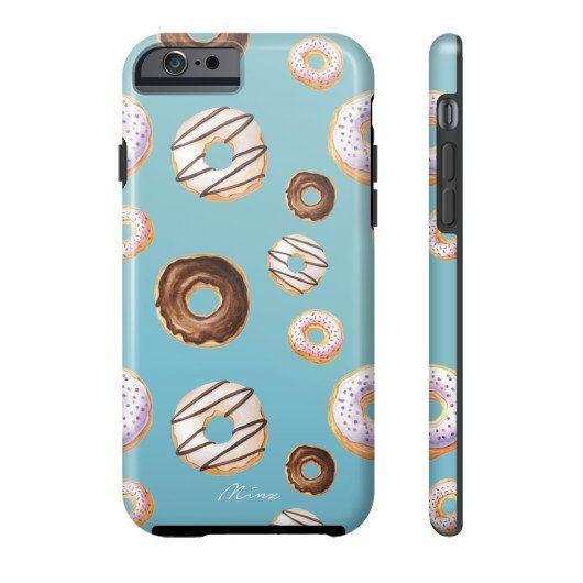 Donut at Tiffany's - iPhone SE Case