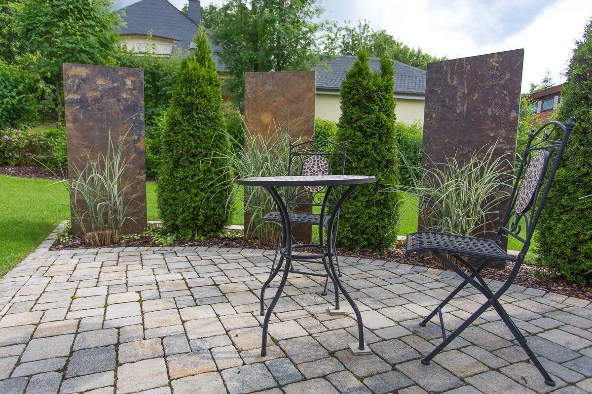 16 Sichtschutz Aus Stein Elemente Garten Gestaltung