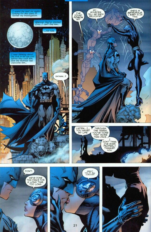 Batman Hush Batman And Catwoman Batman Love Batman Hush