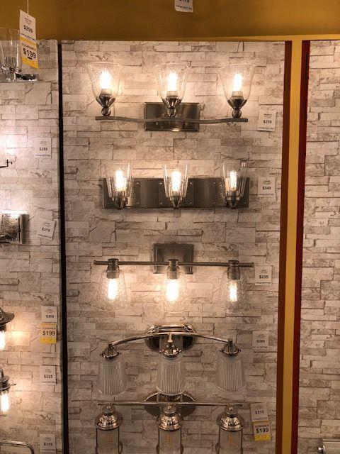 Bathroomlighting newmarket hinkley moderlighting bathroom