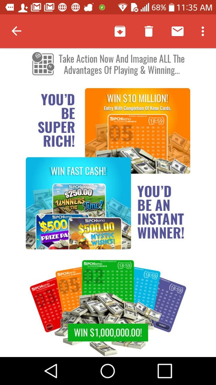 I Jose Carlos gomez claim pch chance to enter and win at