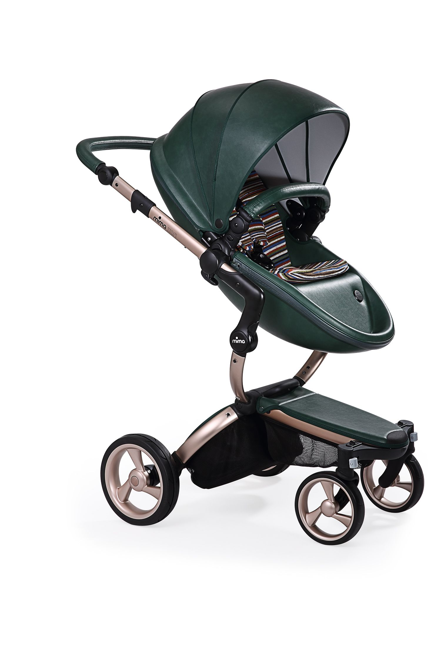 Racing Green mima xari due end of January. This colour