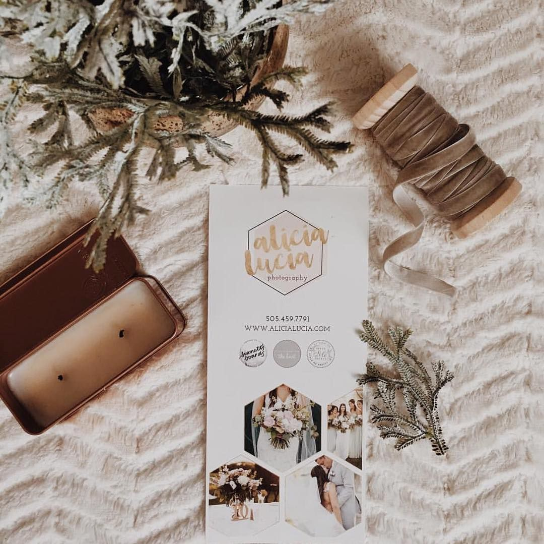 Flat-Lay Rack Cards Photography, We love these rack cards design ...