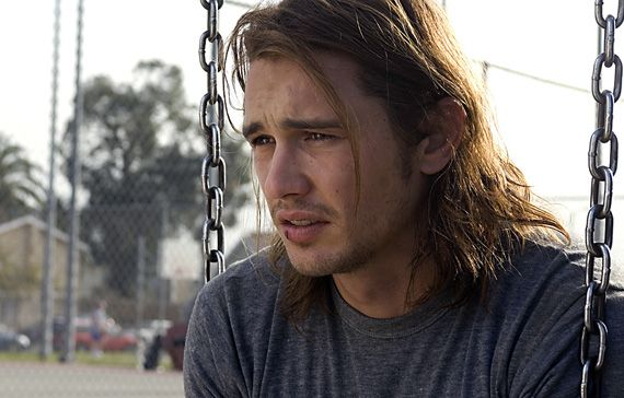Download Young James Franco Long Hair Background
